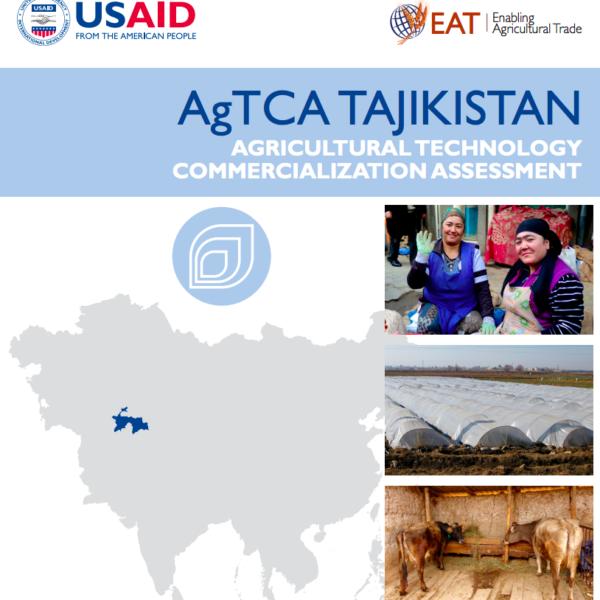 USAID AgTCA Tajikistan Report