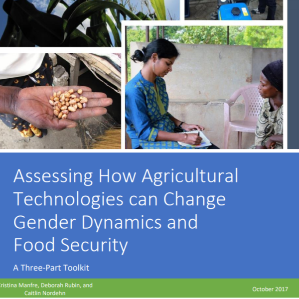 Agricultural Technology Assessment Toolkit