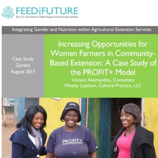 Women Farmers in Zambia